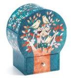 Djeco Musical Jewellery Box - Poetic Tree DJ06592